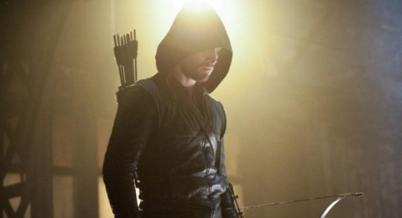 New clip for Arrow season 1 return