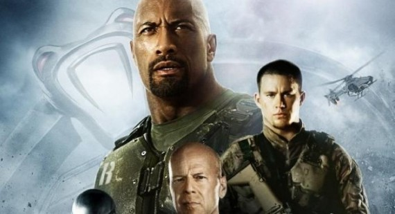 New footage of Dwayne Johnson and Co. in G.I. Joe: Retaliation