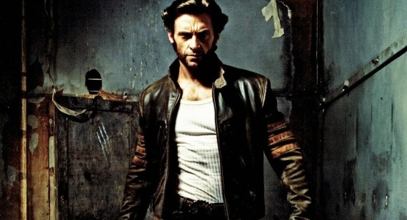 New picture of Hugh Jackman as The Wolverine in a suit