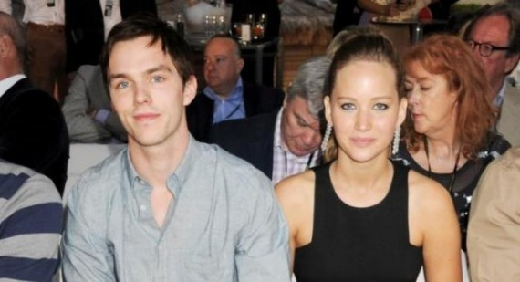 Nicholas Hoult avoided partying with Jennifer Lawrence