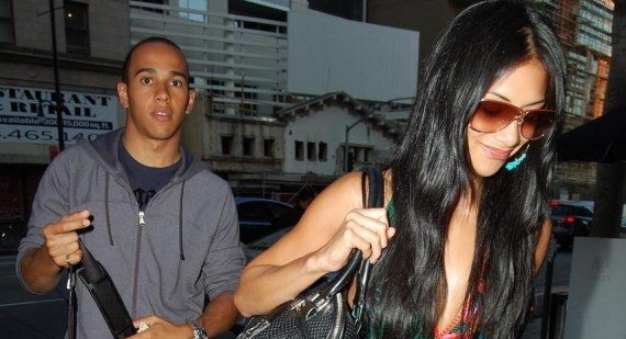 Nicole Scherzinger and Lewis Hamilton to spend Christmas in Hawaii
