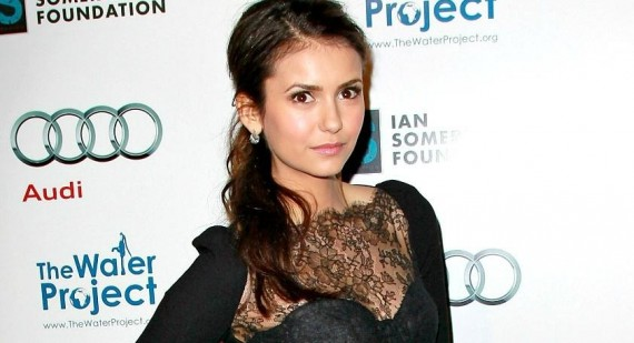 Nina Dobrev rejected by Jack Nicholson