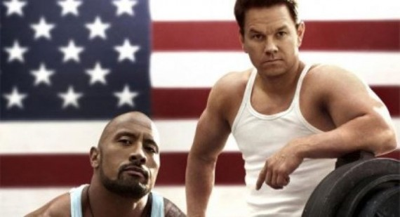 Pain & Gain excitement increases, starring Mark Wahlberg and Dwayne Johnson
