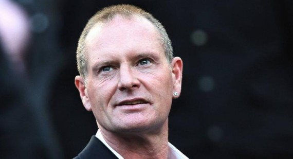Paul Gascoigne 'in intensive care' after collapse