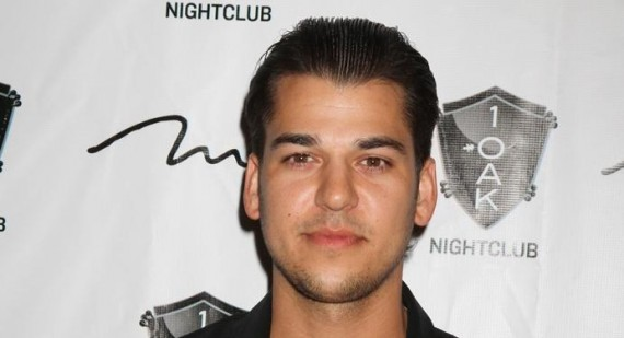Rob Kardashian talks shopping and losing weight
