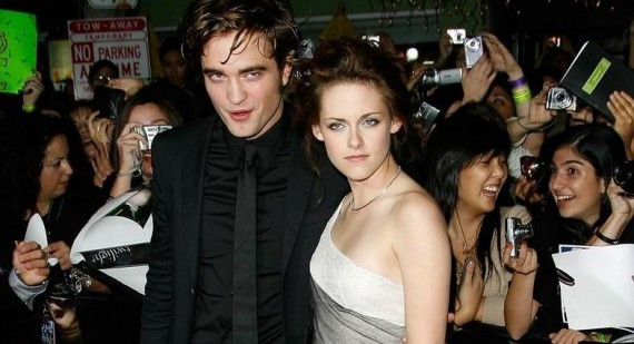 Robert Pattinson and Kristen Stewart enjoy the simple things in life