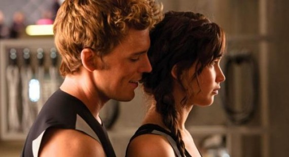Sam Claflin: 'I'm scantily clad in Catching Fire'