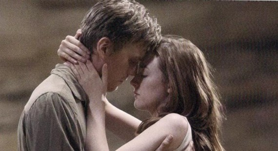 Saoirse Ronan discusses kissing scenes with Max Irons and Jake Abel in 'The Host'