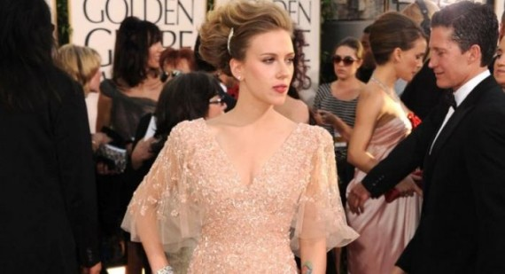 Scarlett Johansson and Romain Dauriac engaged?
