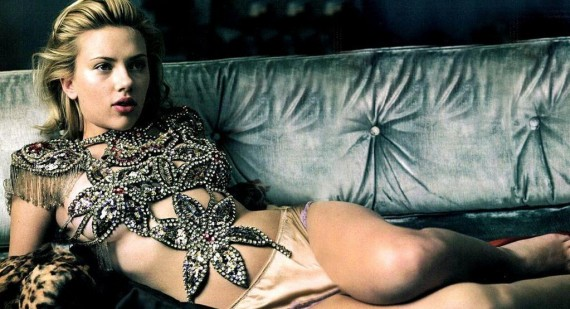 Scarlett Johansson to tone down Maggie sexuality in Cat On A Hot Tin Roof