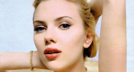 What is Scarlett Johansson's Cup Size?