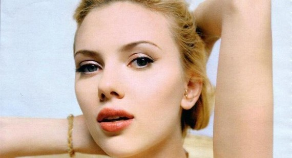 Scarlett Johansson was worried about filming iconic Psycho scene
