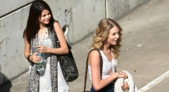 Selena Gomez got Taylor Swift with Harry Styles