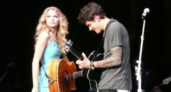Serial Celeb Daters including John Mayer, Jennifer Aniston and Taylor Swift