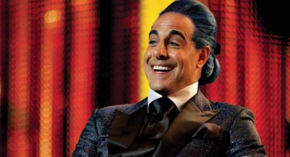 Stanley Tucci says Catching Fire director Francis Lawrence is maintaining The Hunger Games integrity