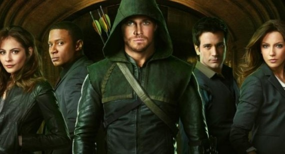 Stephen Amell teases second half of Arrow Season One