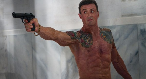 Sylvester Stallone, Sarah Shahi, Jason Momoa in new Bullet to the Head poster