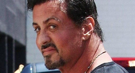 Sylvester Stallone opens up about the death of his son