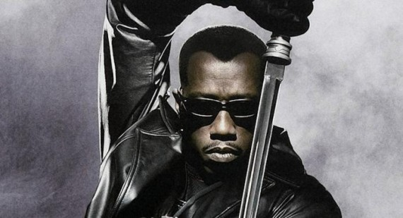 The Dark Knight Rises and Man of Steel writer David S. Goyer talks Blade reboot and his unused X-Men script