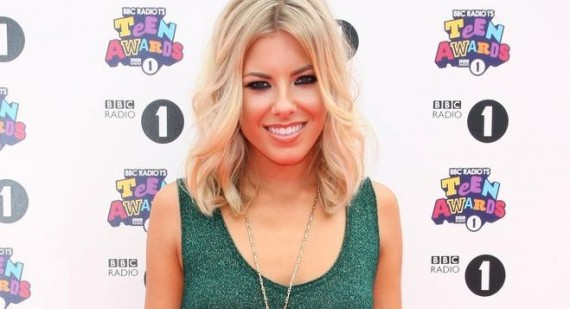 The Saturdays Mollie King reveals her Valentine's Day plans