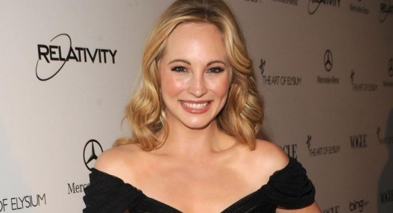 The Vampire Diaries' Candice Accola reveals what she looks for in a man