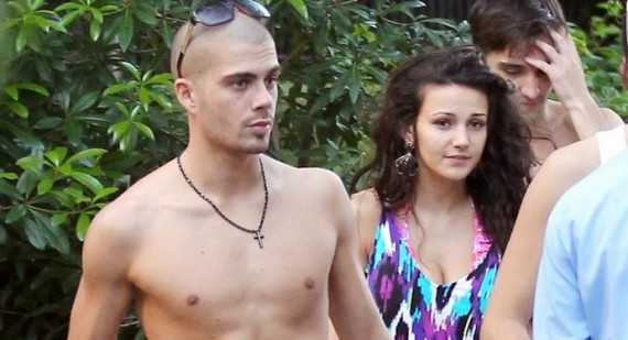 The Wanted S Max George Opens Up About Michelle Keegan Relationship