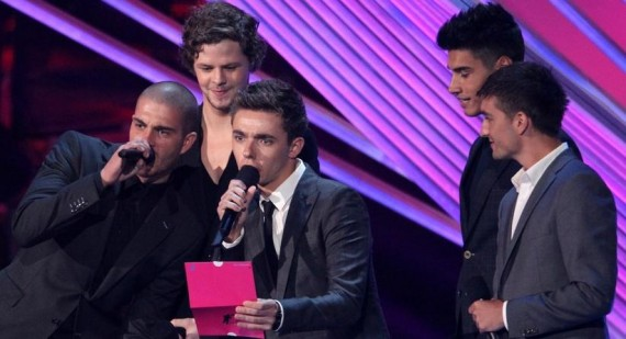 The Wanted to release two albums in 2013