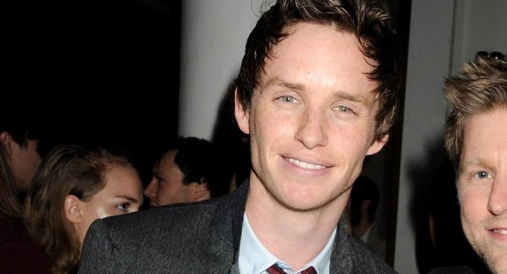 The rising star of Eddie Redmayne