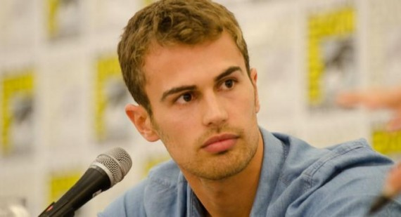 Theo James cast as Four opposite Shailene Woodley's Tris in 'Divergent'