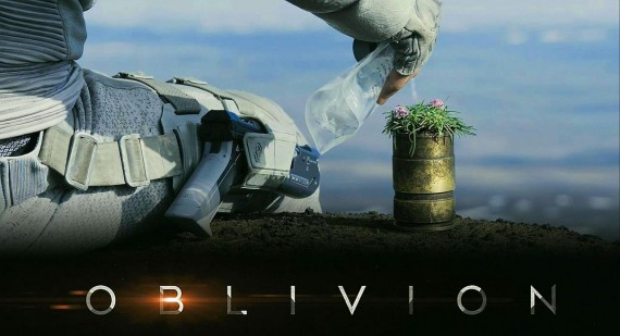 Tom Cruise in Oblivion excitement increases
