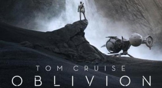 Tom Cruise stars in new Oblivion TV Spot