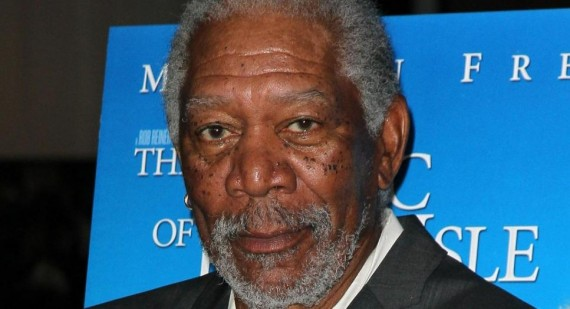 Why Is Morgan Freeman So Epic XD?