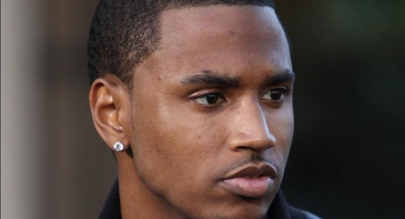 Who is the girl in Trey Songz Love Faces music video?