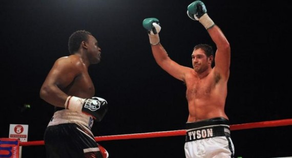 Tyson Fury to fight Vitali Klitschko in March?