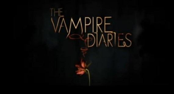 Vampire love triangles: The Vampire Diaries