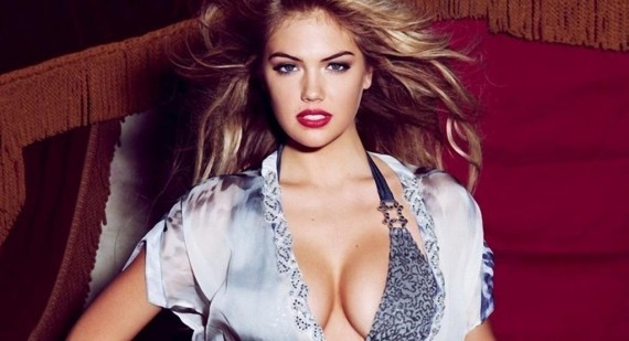 Watch Kate Upton in the much talked about Mercedes Ad