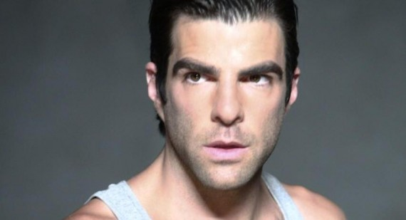 Zachary Quinto talks Star Trek Into Darkness