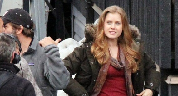 Zack Snyder and Henry Cavill praise Amy Adams Lois Lane performance in Man of Steel