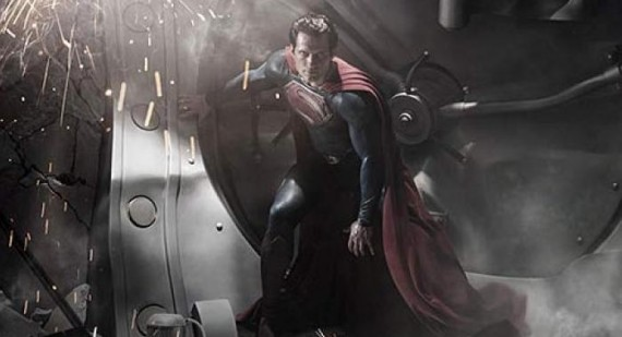 Zack Snyder discusses Superman costume for Man of Steel