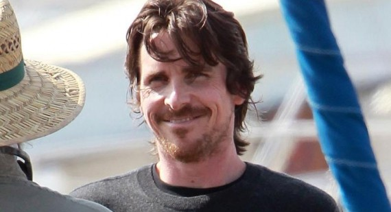 What did Christian Bale said in this trailer?