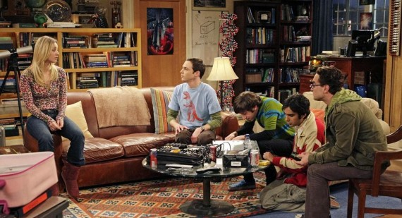 When is The Big Bang Theory season premiere?