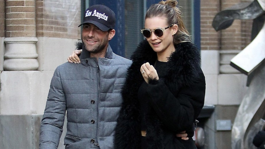 Adam Levine and Behati Prinsloo to have lots of babies