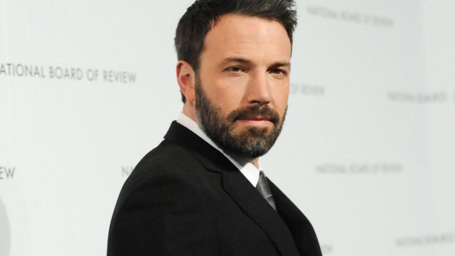 Batman star Ben Affleck teaching his son about the male anatomy