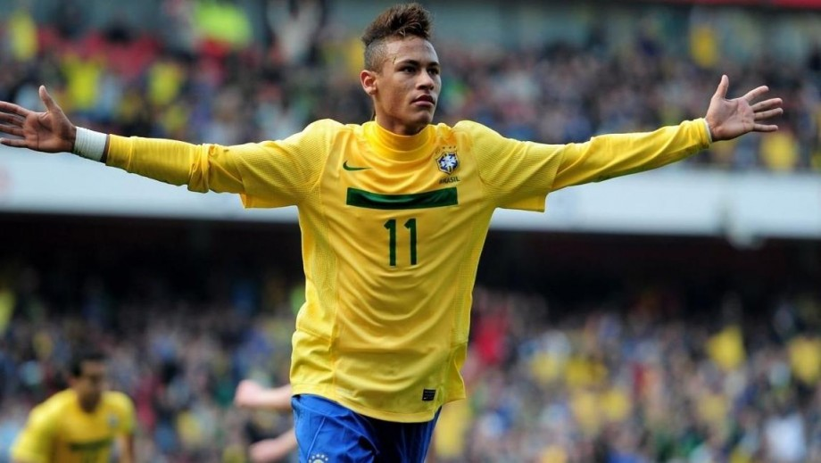 Brazil star Neymar to follow in footsteps of Ronaldo and Pele at World Cup 2014