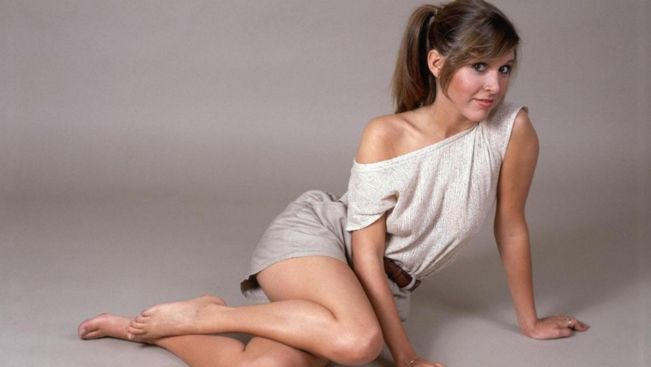 Carrie Fisher reveals her Star Wars: Episode VII weight loss