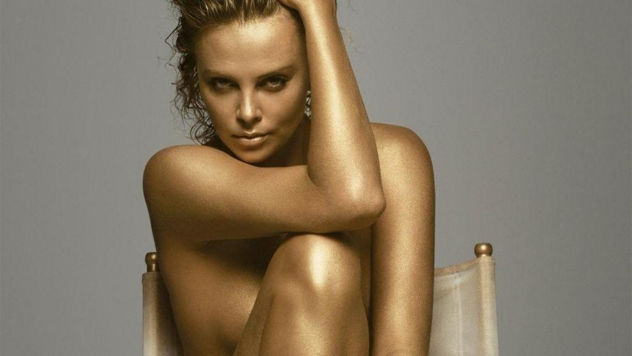 Charlize Theron looking forward to turning 40