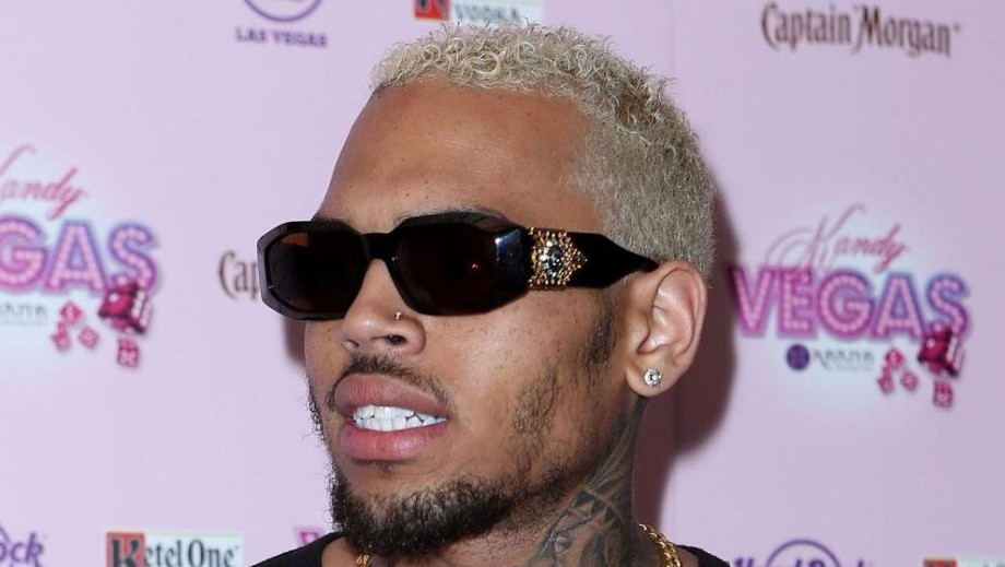 What did Chris Brown do to Odd Future?