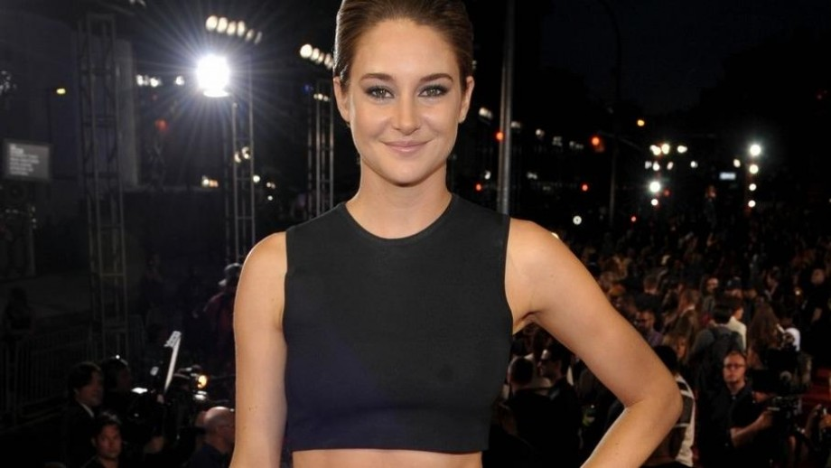 Divergent Star Shailene Woodley S Short Hair For Insurgent News Fans Share