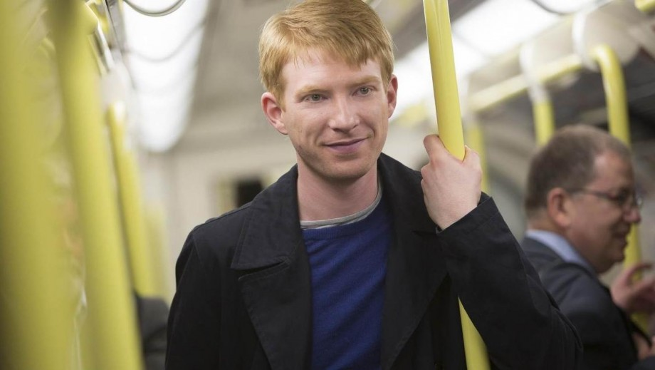 "Domhnall Gleeson makes movie critics take notice in ""About Time"""