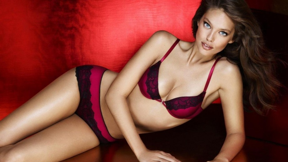 Emily DiDonato in the running for Sports Illustrated Swimsuit Issue 2015 cover?